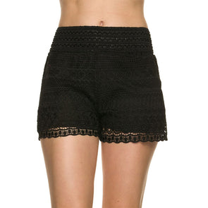 Sienna Lace Shorts