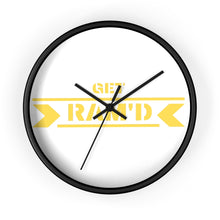 Load image into Gallery viewer, Get RAMd Wall clock