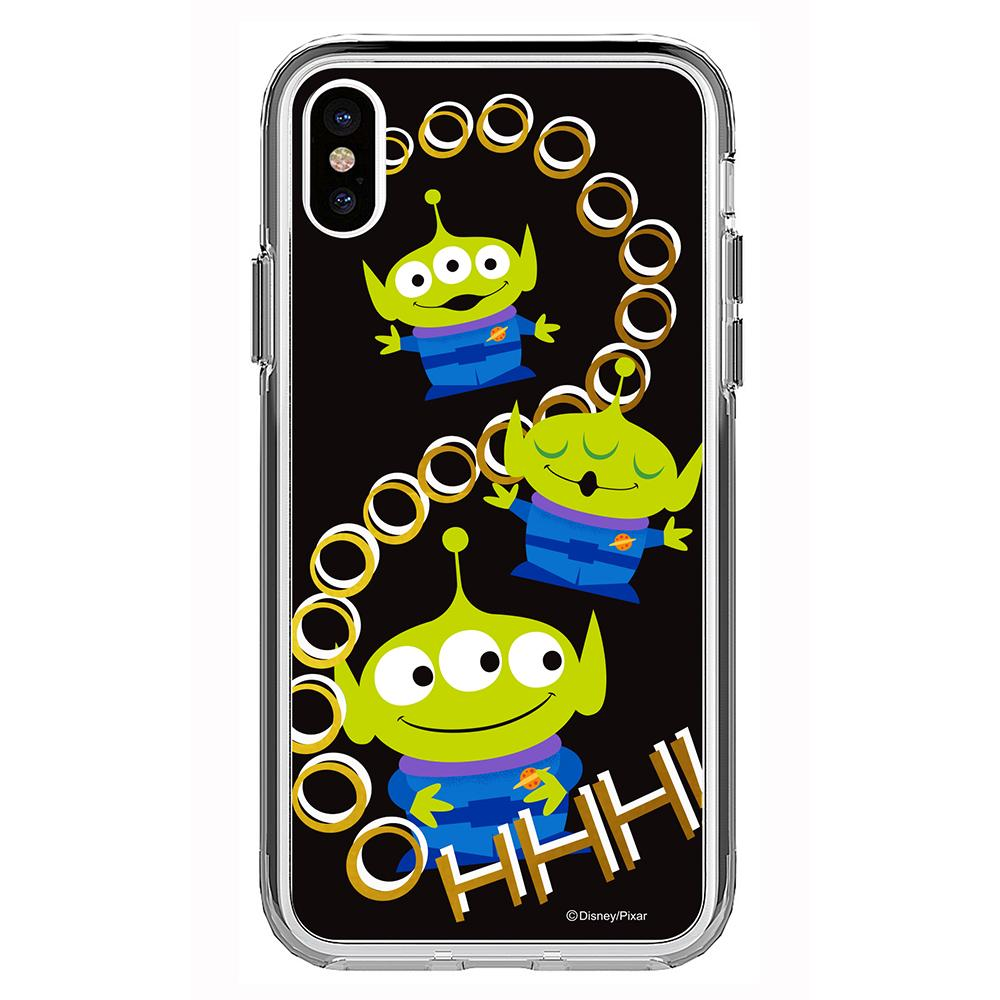 反斗奇兵4燙金電話殼 三眼仔 OOOOOOHH! | Toy story 4 Gold Foil Phone case Alien OOOOOOHH!