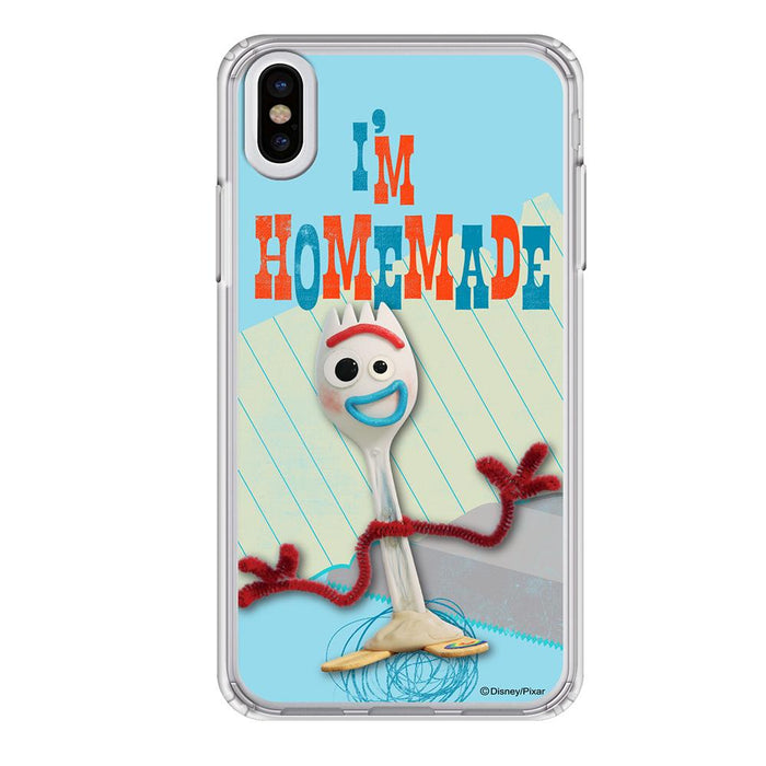 反斗奇兵4電話殼 小叉 I'm homemade | Toy story 4 Phone case Forky I'm Homemade
