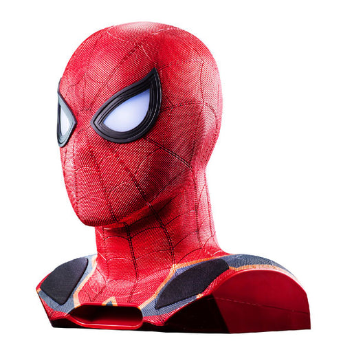 鋼鐵蜘蛛俠1:1投影藍芽喇叭 | Avengers 3 Iron Spider-Man Mask Life-Size Bluetooth Speaker