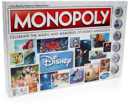 迪士尼動畫主題大富翁 | WALT DISNEY ANIMATION MONOPOLY