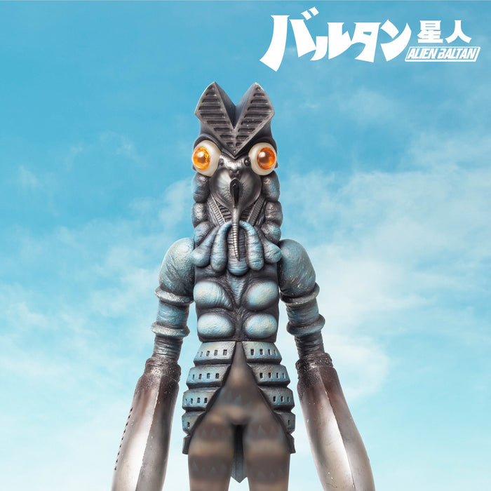 ULTRAMAN 系列60cm 巴魯坦星人搪膠玩具 | ULTRAMAN Series  Alien Baltan 60cm Vinyl figure