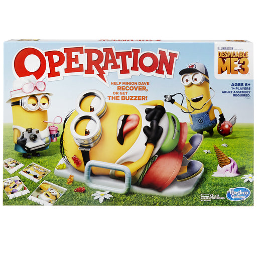 孩之寶 - DESPICABLE ME 3 OPERATION