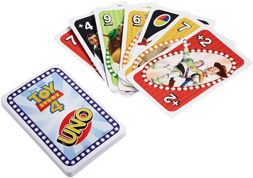 反斗奇兵 UNO | UNO Disney Pixar Toy Story Themed Card Game