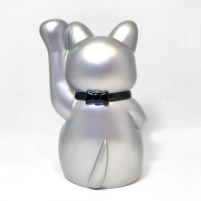 藝術大師 Ron English X SFBI LUCKY CAT GRIN -Platinum Version