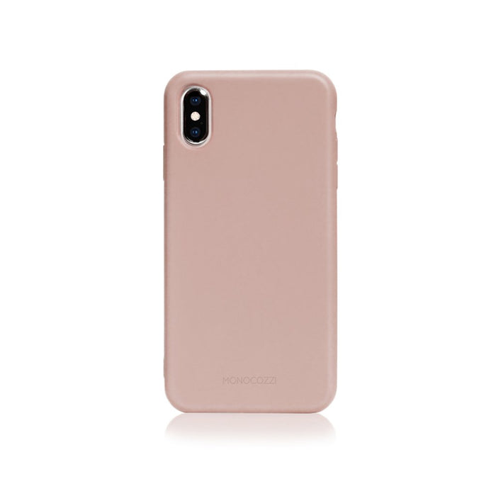 LUCID PLUS | Shock Resistant Case for iPhone XS - Rosary Coral