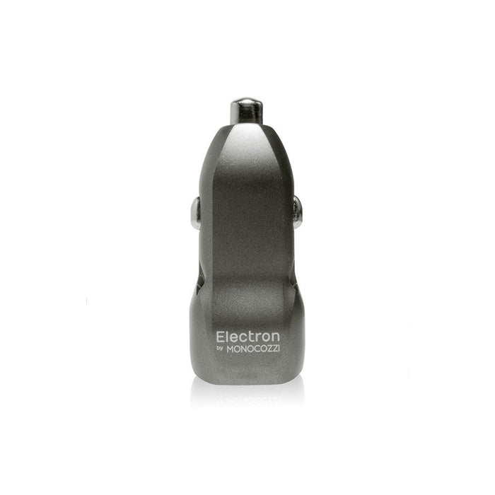 AUTOMOTIVE | ORE 3.4A Dual USB Car Charger - Charcoal