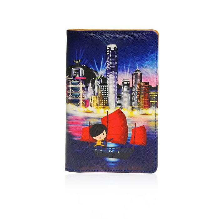 Little Lon x MONOCOZZI | Passport Holder - Night View