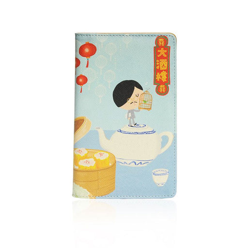Little Lon x MONOCOZZI | Passport Holder - Yum Cha