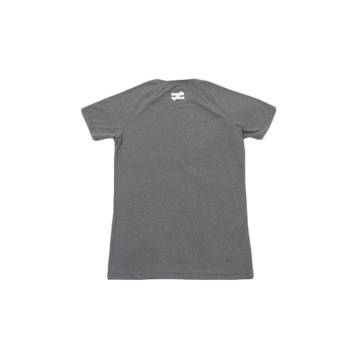 Men Fitness Tee-Charcoal Grey - POPx