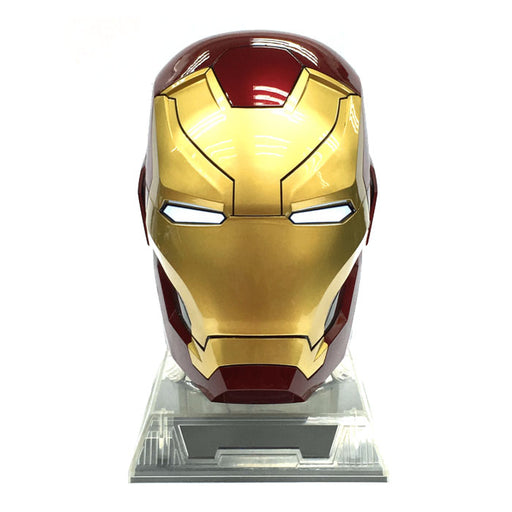 鋼鐵奇俠 Mark 46 1:1藍芽喇叭 | Iron Man Mark 46 Helmet Life-Size Bluetooth Speaker
