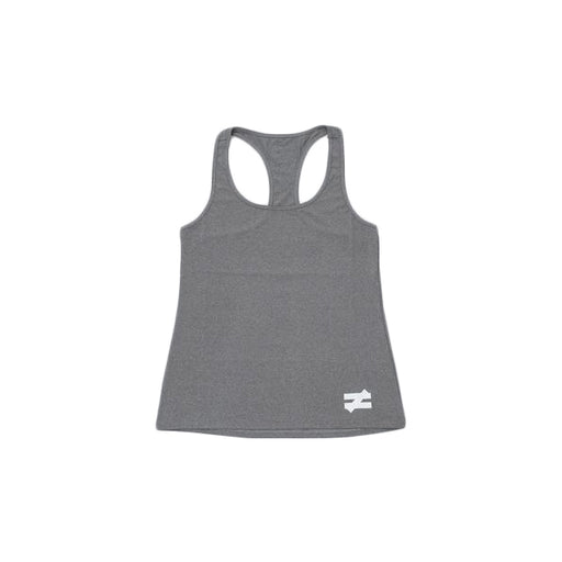 Women Fitness & Fashion Tank-Charcoal Grey - POPx