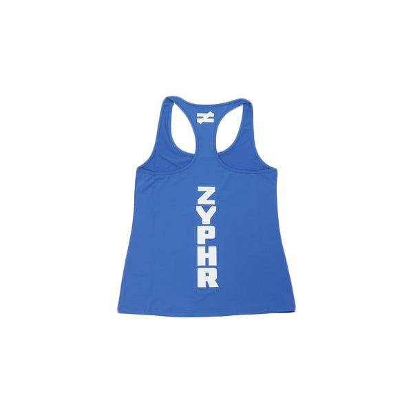 Women Fitness & Fashion Tank-Ocean Blue - POPx
