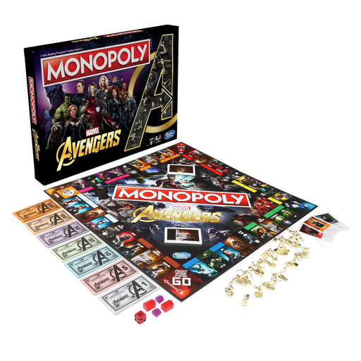 Monopoly Marvel Avengers Edition