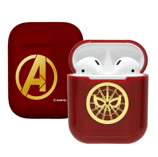 復仇者聯盟AirPods硬式保護套 - 蜘蛛俠 | MARVEL Avengers AirPods Case Spider Man
