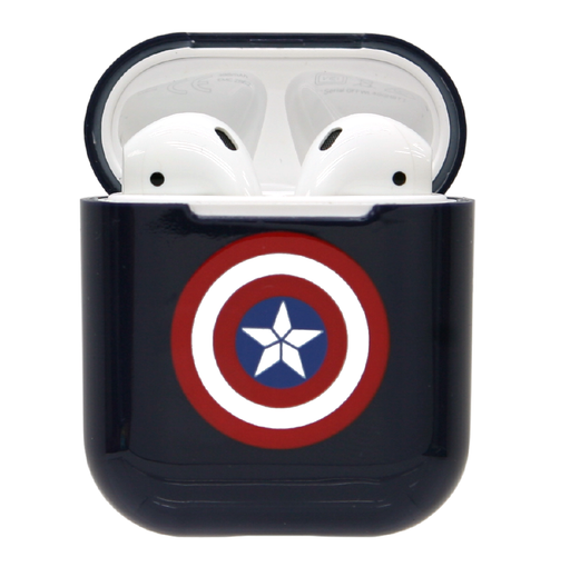 復仇者聯盟AirPods硬式保護套 - 美國隊長 | MARVEL Avengers AirPods Case Captain America