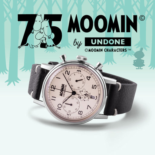 UNDONE X 姆明 CREAM 限量版 (100隻) | UNDONE X MOOMIN CREAM LIMITED EDITION (100PCS ONLY)