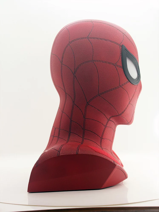 蜘蛛俠1:1投影藍芽喇叭 | Spider-Man Figurative Life-Size Bluetooth Speaker With Projector