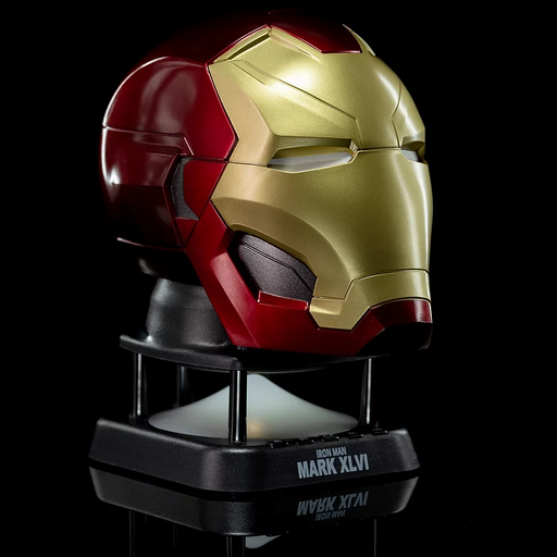 鐵甲奇俠Mark46頭盔 迷你藍牙喇叭 (V2.0) |Iron Man MK46 Helmet Mini Bluetooth Speaker (V2.0)