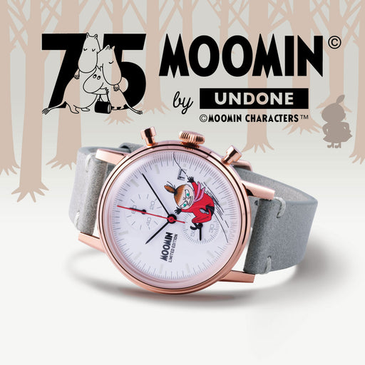 UNDONE X 姆明 '阿美' 限量版 (100隻) | UNDONE X MOOMIN 'LITTLE MY' LIMITED EDITION (100PCS ONLY)