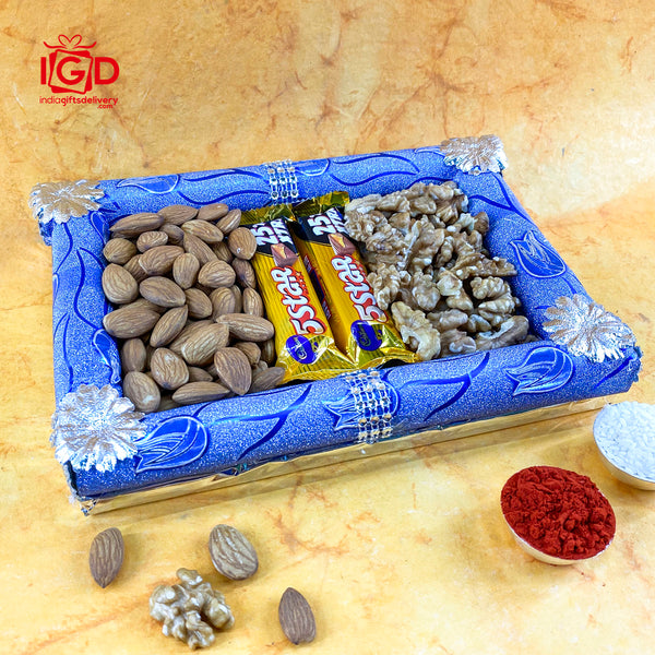 Dry Fruits With Five Star Chocolates