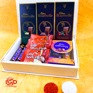 Chocolates In Fancy Box