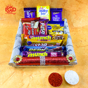 Cadbury Chocolates Hamper