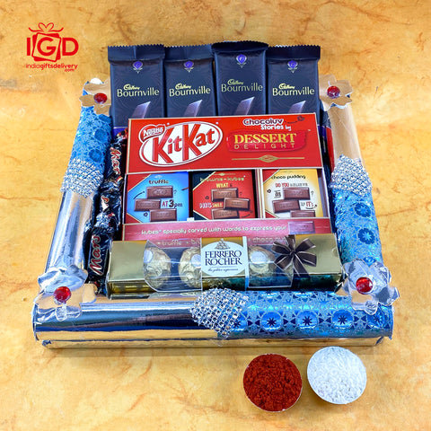 Splendid Chocolates Hamper