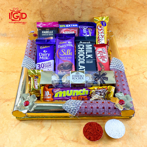Fancy Chocolates Hamper