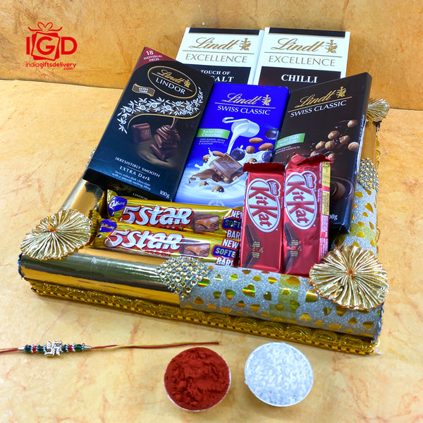 Lindt Chocolates Hamper