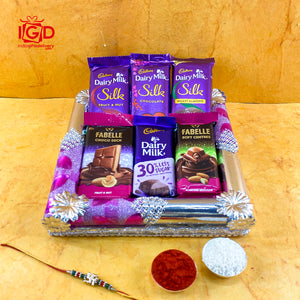 Delightful Chocolate Hamper