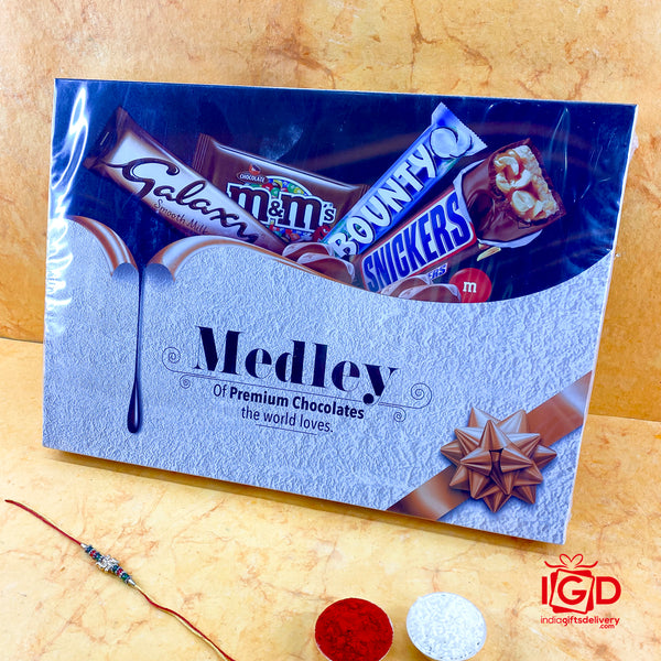 Medley Chocolate Box