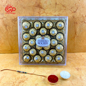 24 Pcs Ferrero Chocolates Hamper