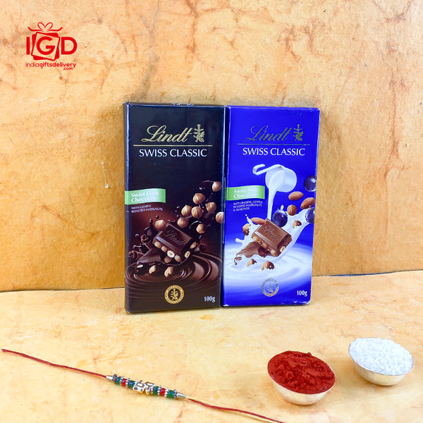 Lindt Swiss Classic Chocolates