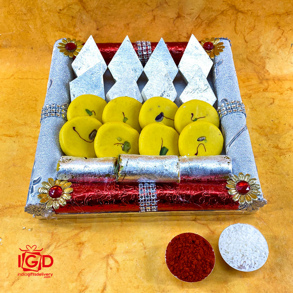 Rakhi Sweets Hamper