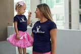 Mommy and Me Outfits Big Little Doe Christmas Gifts