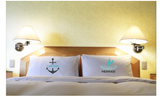 Couple Pillowcases Cruising Gift Cruise Matching Pillow Cover