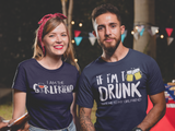Couples Shirts Drinking Matching Outfits for Boyfriend and Girlfriend