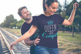 Camping Couple King and Queen of The Camper Matching Shirts