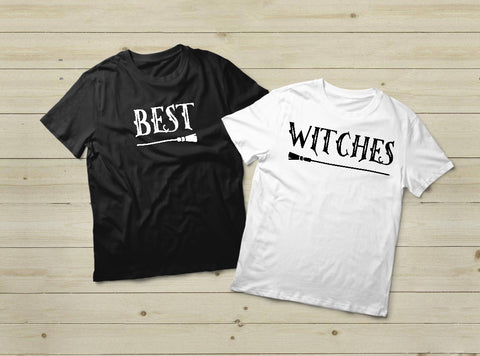 Best Witches Halloween Shirts