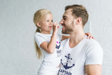 Daddy Daughter Matching Shirts Captain First Mate