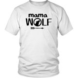 Mom and Son Matching Outfits Mama Pup Wolf