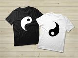 Couples Shirts Yin Yang Matching Outfits