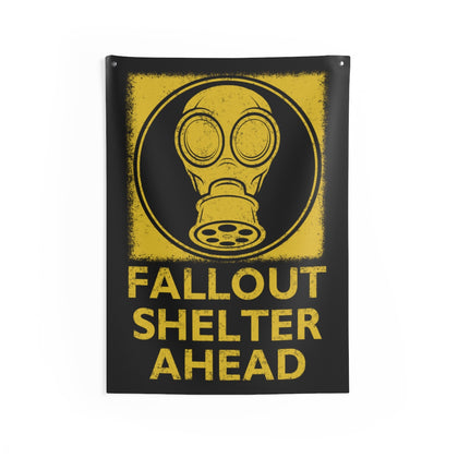 Fallout Shelter Wall Tapestries