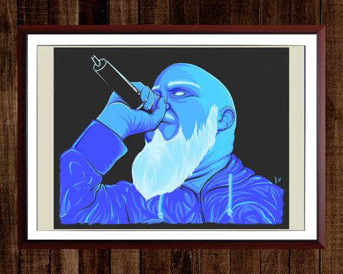 Rhymesayers Portrait Series Print (8.5 x 11)