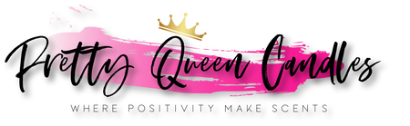 Pretty Queen Candles