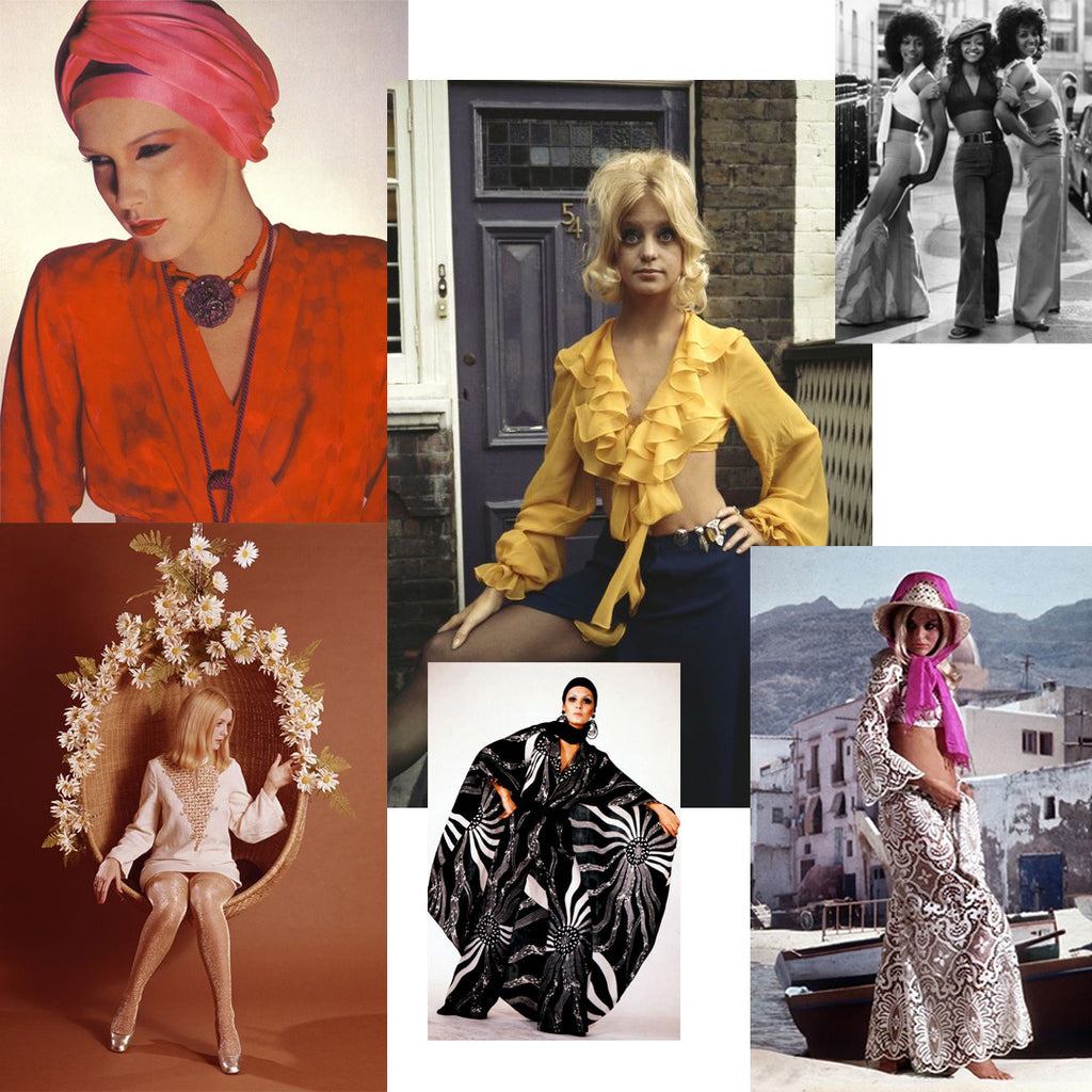 Inspiration for the SS21 Collection