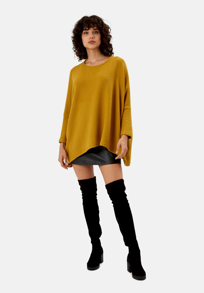 Traffic People Star Duster Sloppy Joe in Mustard Front View Image