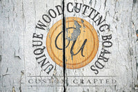 Unique Wood Cutting Boards LLC